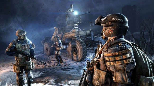 metro redux (screen2)