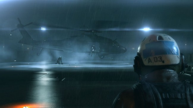 MGS V Ground Zeroes screen3