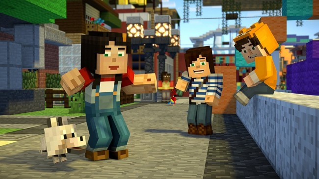Minecraft Story Mode Saison 2 (3)
