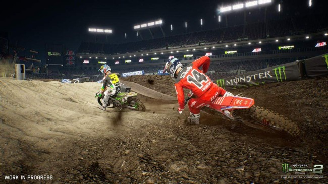 MONSTER ENERGY SUPERCROSS 2 1
