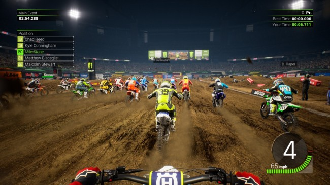MONSTER ENERGY SUPERCROSS 2 4