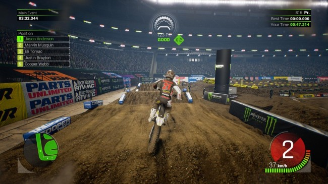 MONSTER ENERGY SUPERCROSS 2 5