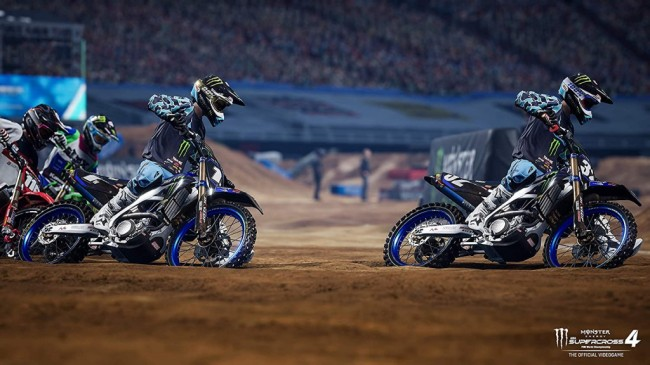 Monster Energy Supercross 4 4
