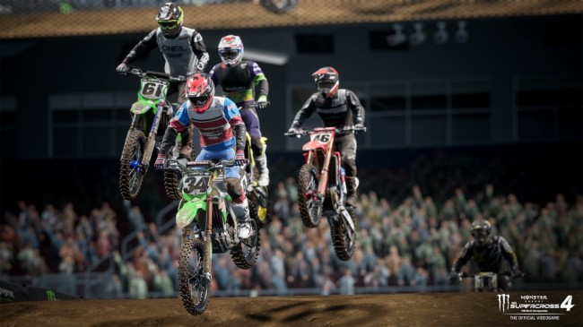 Monster Energy Supercross 4 5