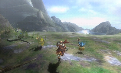 monster hunter 3 screen1