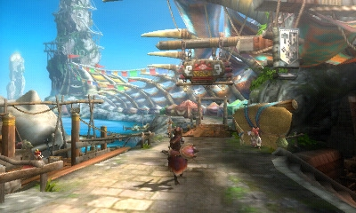 monster hunter 3 screen2