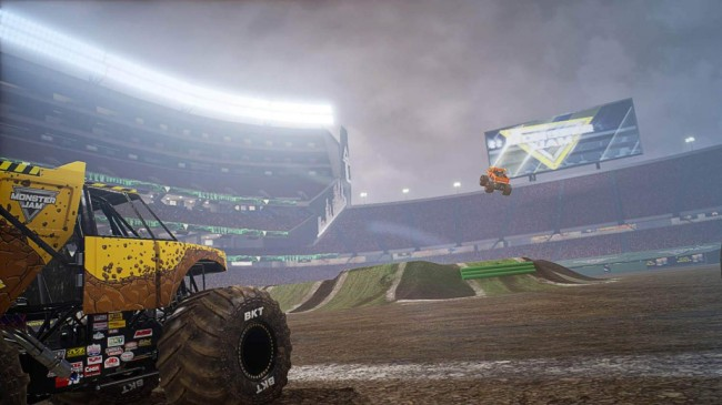 Monster Jam Steel Titans 4