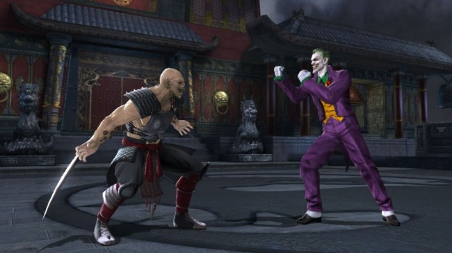 mortal kombat vs dc universe ps3 jeux occasion pas cher gamecash. Black Bedroom Furniture Sets. Home Design Ideas