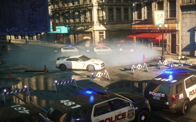 need for speed most wanted screen2