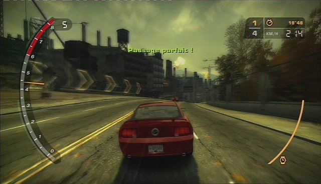 Need for speed most wanted screen3