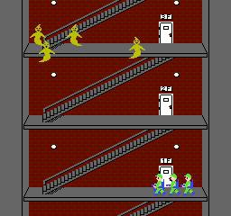 NES GHOSTBUSTERS 1