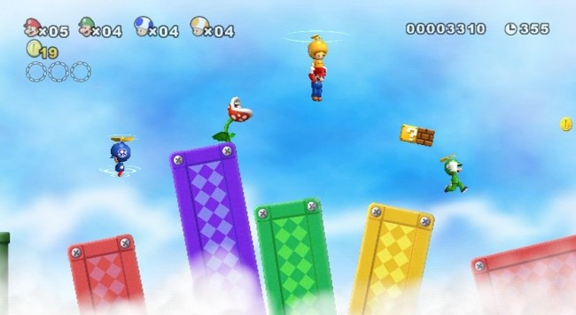 new super mario bros wii SCREEN 4