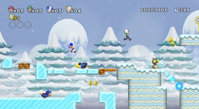 new super mario bros wii SCREEN 6