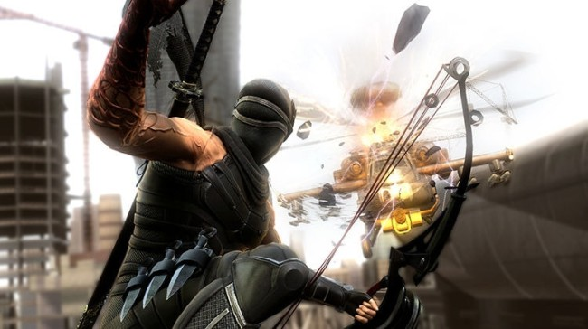 ninja gaiden 3 screen2
