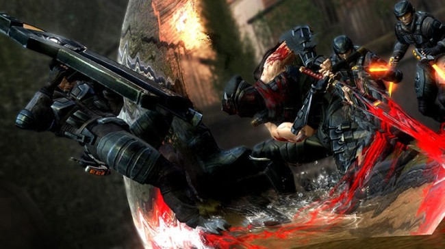 ninja gaiden 3 screen3