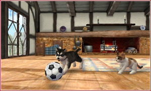nintendogs and cats screen1