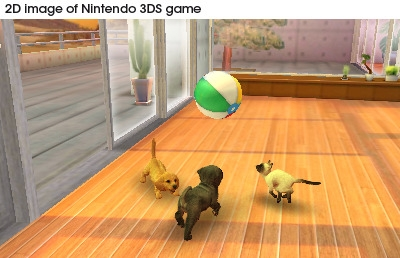 nintendogs and cats screen4