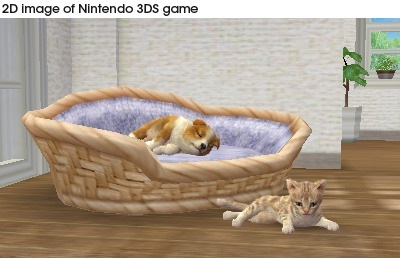 nintendogs and cats screen5