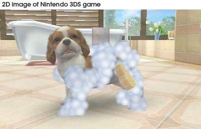 nintendogs and cats screen6