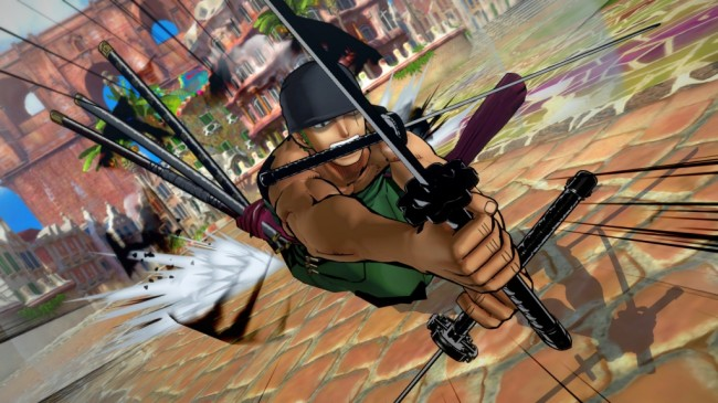One Piece Burning Blood 03