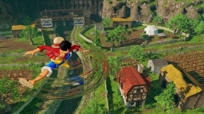 ONE PIECE WORLD SEEKER 5