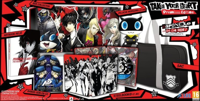 persona 5 collector take your heart 2