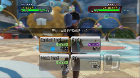 Pokemon Battle Revolution 3