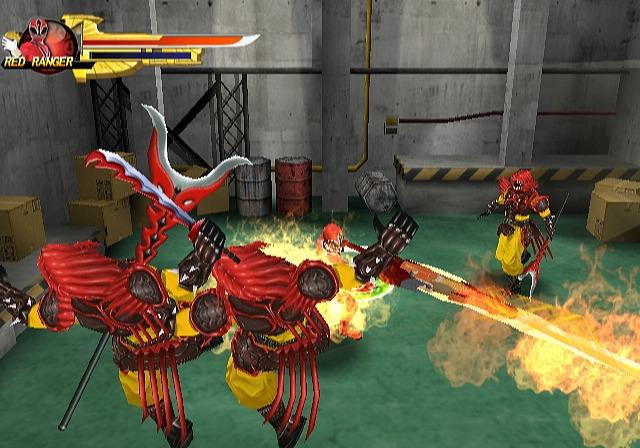Power rangers samurai wii jeux occasion pas cher gamecash - Jeux de power rangers super samurai ...