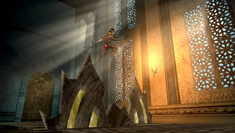 prince of persia les sables oublies playstation portable psp 003