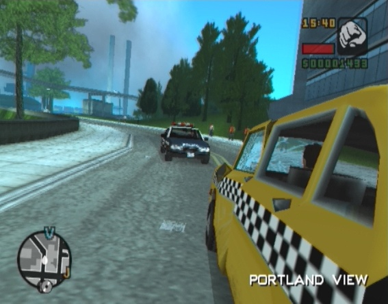 PS2 GRAND THEFT AUTO LIBERTY CITY STORIES 2