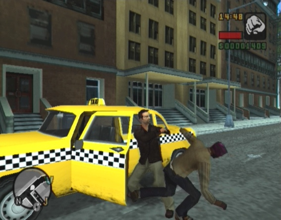 PS2 GRAND THEFT AUTO LIBERTY CITY STORIES 3