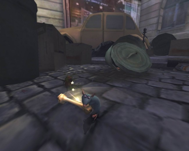 PS2 RATATOUILLE 1