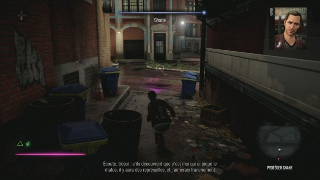 PS4 INFAMOUS FIRST LIGHT 2