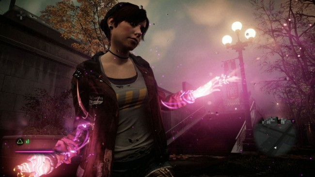 PS4 INFAMOUS FIRST LIGHT 3