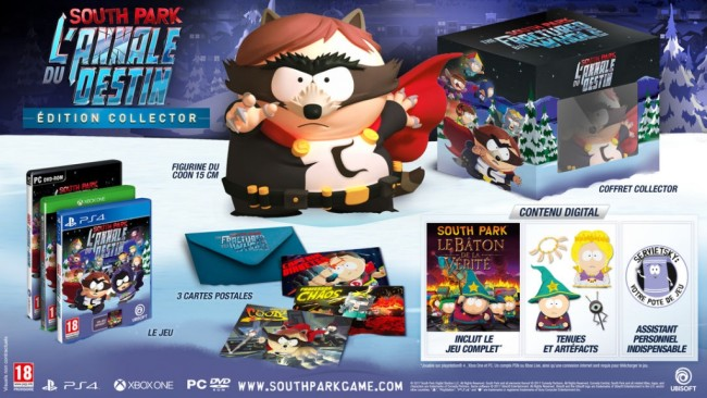 PS4 SOUTH PARK coll 1