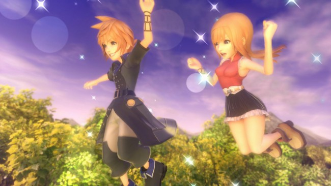 PS4 WORLD OF FINAL FANTASY 1