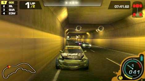 PSP NEED FOR SPEED PROSTREET 3