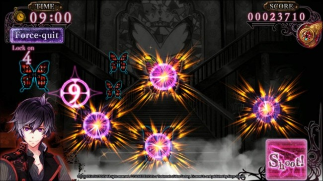 Psychedelica of the Black Butterfly 1
