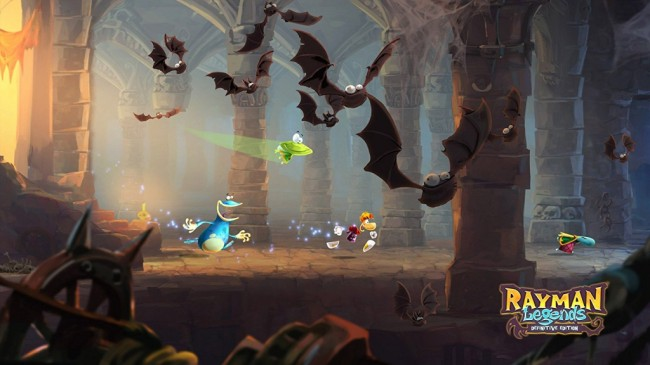 Rayman Legends Definitive Edition switch (2)