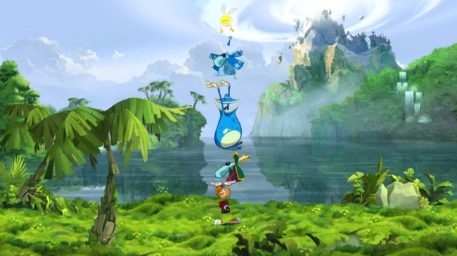 rayman origins screen3