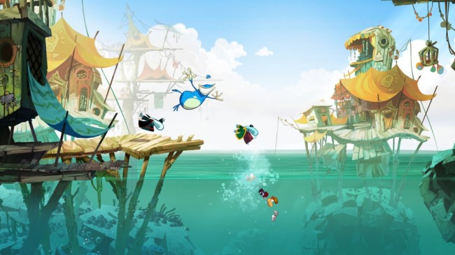 rayman origins screen6
