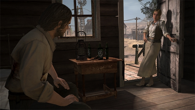 RedDeadRedemption ScreenShot 1