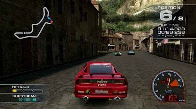 ridge racer 7 screen2 e24647