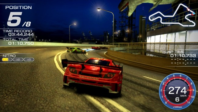 ridge racer screen1