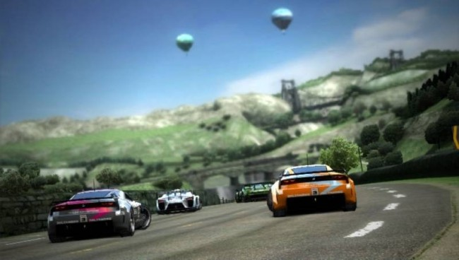ridge racer screen2