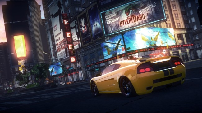 ridge racer unbounded screen1