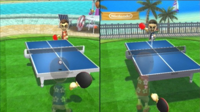 screen 2 wii sports resort wii e4087