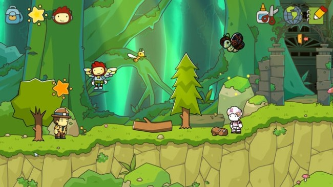 scribblenauts screen1