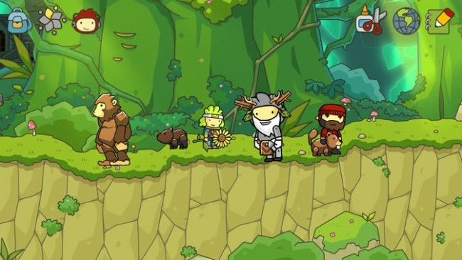 scribblenauts screen2