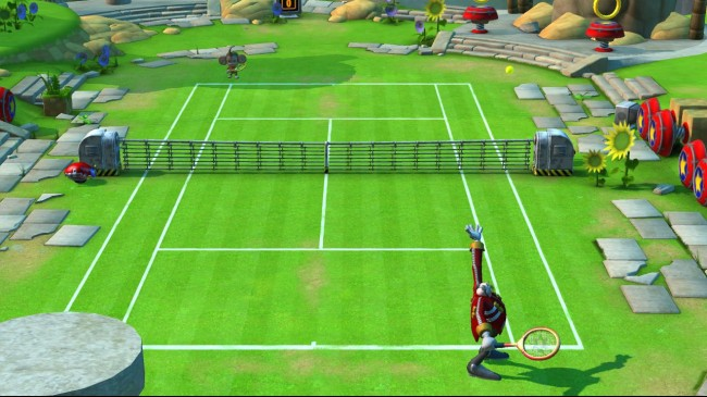 sega superstar tennis screen2